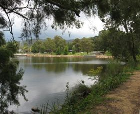 Lake Alexandra Reserve - Accommodation Australia