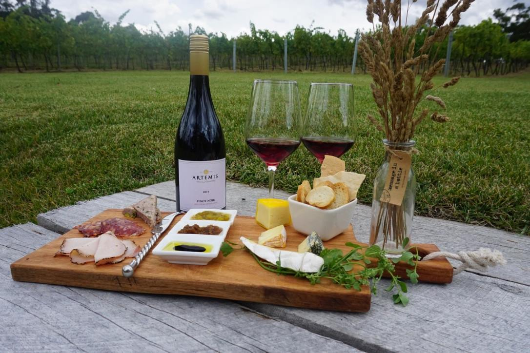 Artemis Wines - Accommodation Australia