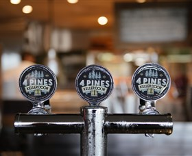 4 Pines Brewing Company - Accommodation Australia