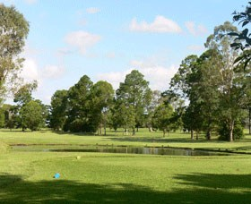 Casino Golf Club - Accommodation Australia