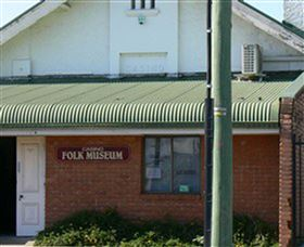 Casino Folk Museum - Accommodation Australia