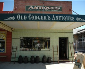 Old Codgers Antiques - Accommodation Australia
