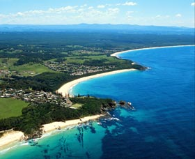 Black Head Beach - Accommodation Australia