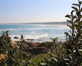 Cape Conran Coastal Park - Accommodation Australia