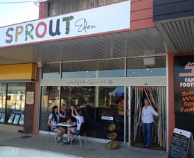Sprout Eden - Accommodation Australia