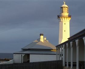 Green Cape Lighthouse - Accommodation Australia
