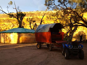 Big Bend By Night - Accommodation Australia