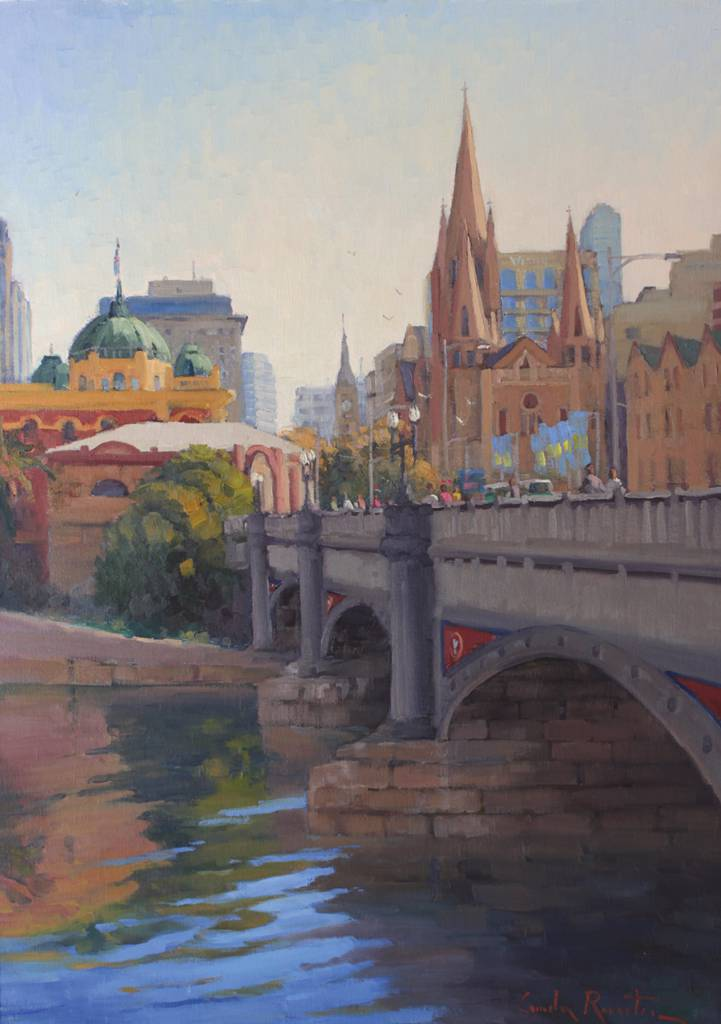 Rossiters Paintings - Accommodation Australia