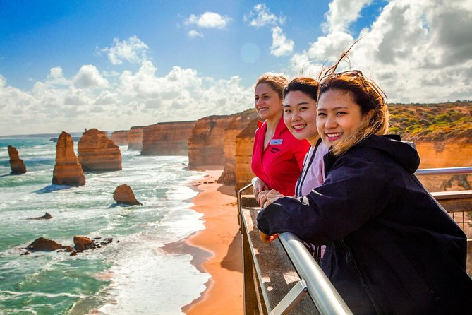 4-Day Melbourne Tour City Sightseeing Great Ocean Road and Phillip Island - Accommodation Australia