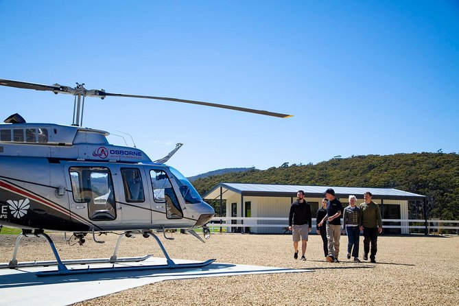 Port Arthur Day Tour and Helicopter Flight