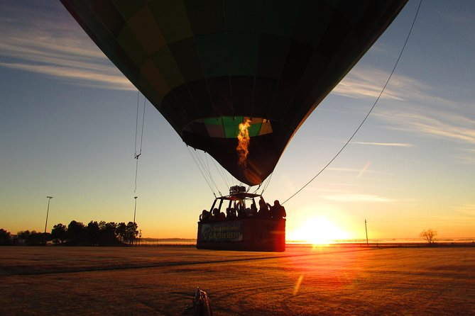 Hot air balloon - Tasmania region