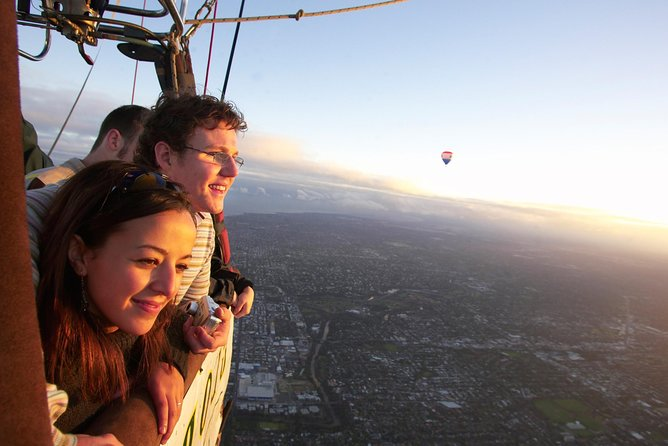 Balloon Flights in Northern Tasmania