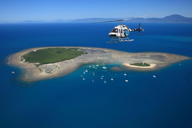 Scenic Reef & Rainforest Helicopter Flight from Port Douglas