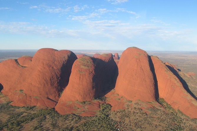 Kata Tjuta and Uluru Grand View Helicopter Flight - Accommodation Australia