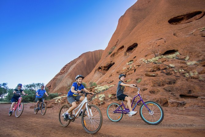 Outback Cycling Uluru Bike Ride - Accommodation Australia