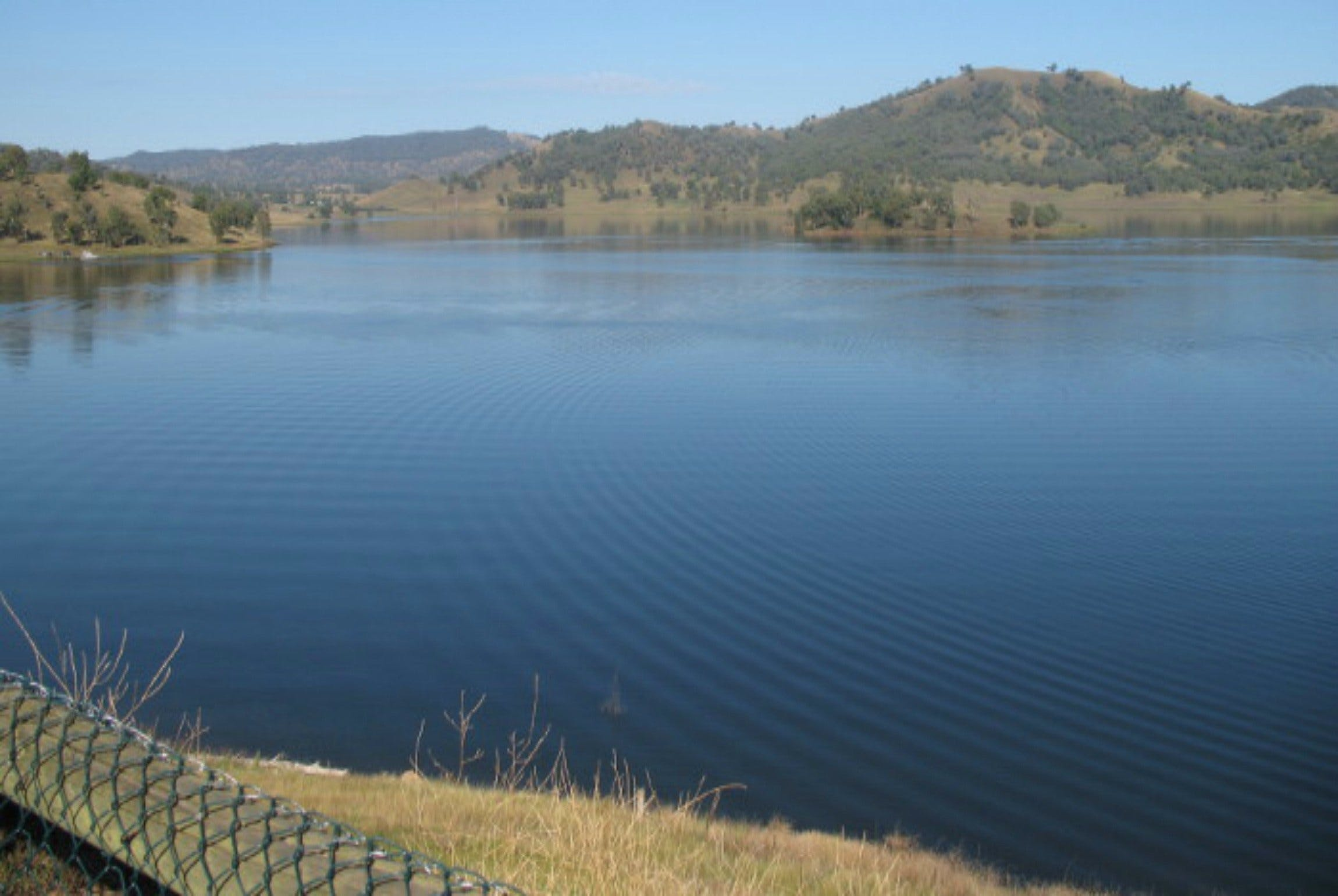 Chaffey Dam - Accommodation Australia