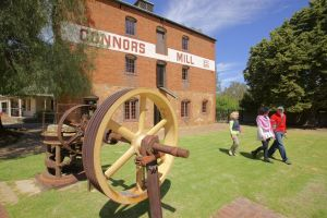 Connor's Mill Museum - Accommodation Australia