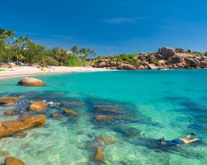 Horseshoe Bay - Bowen - Accommodation Australia