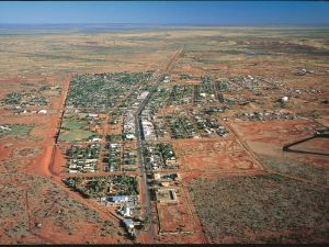 Tennant Creek - Accommodation Australia