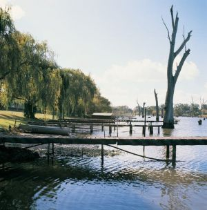 Nagambie - Accommodation Australia