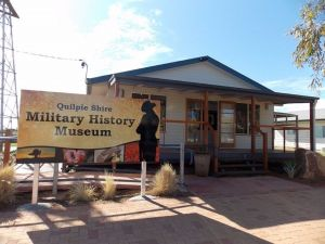 Quilpie Shire Military History Museum - Accommodation Australia