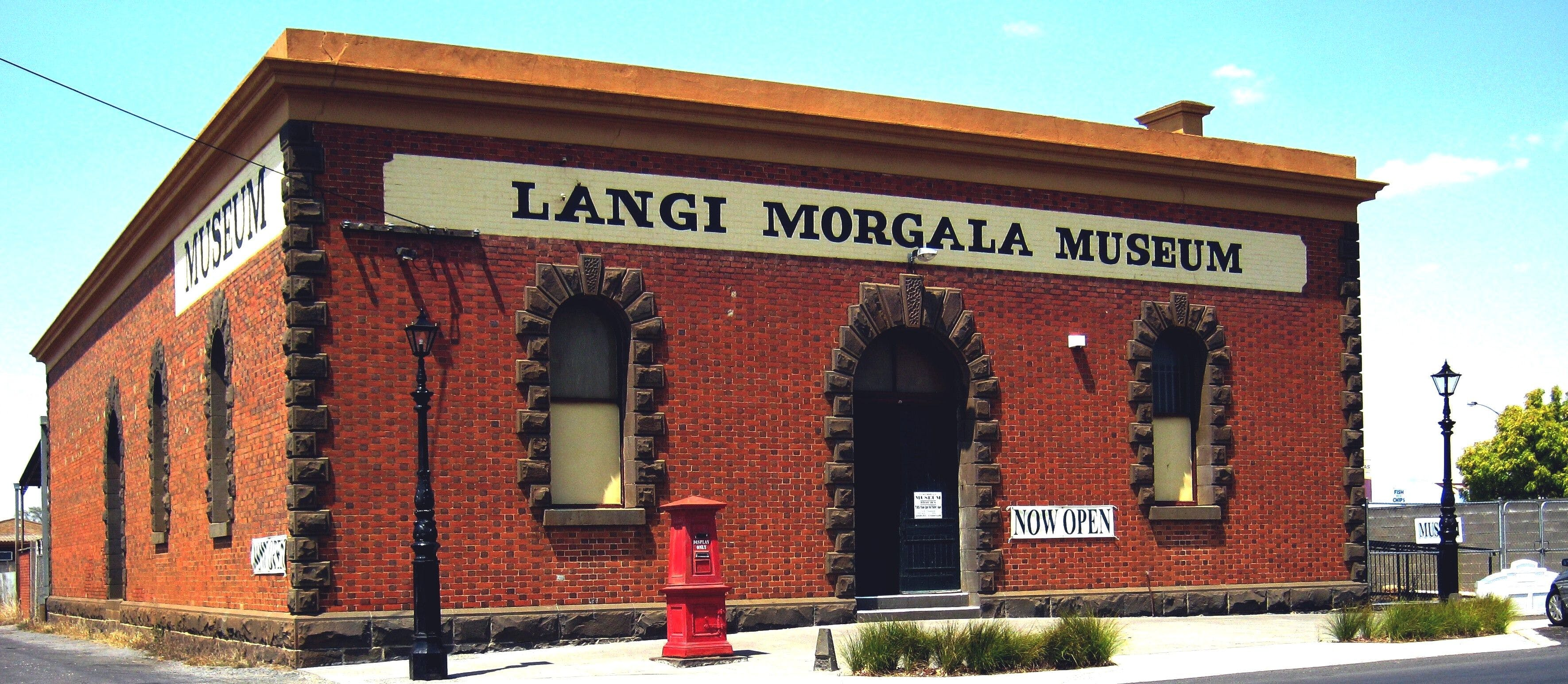 Langi Morgala Museum - Accommodation Australia