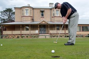 Lithgow Golf Club - Accommodation Australia
