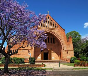 Christ Church Cathedral Grafton - Accommodation Australia