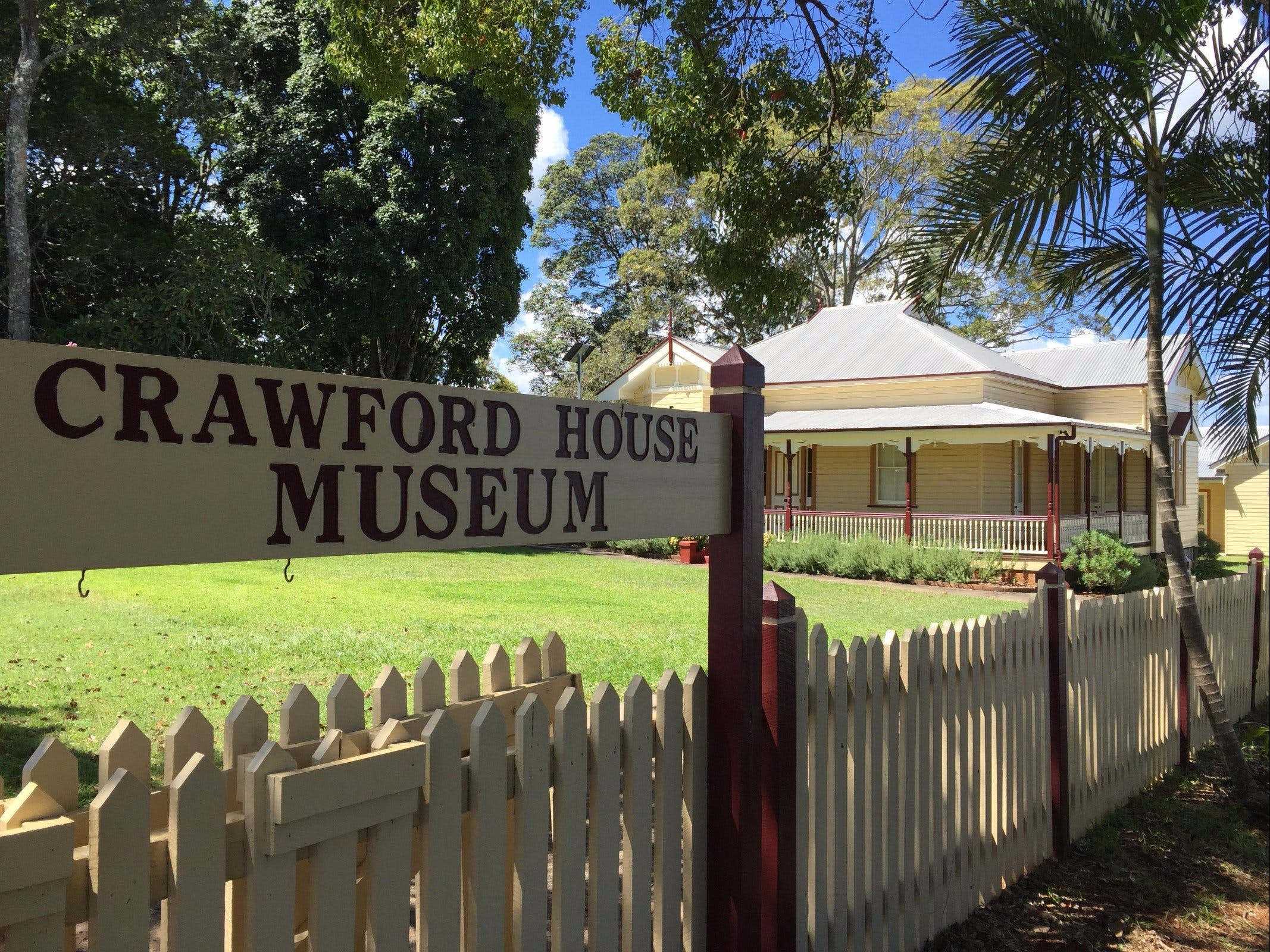 Crawford House Alstonville - Accommodation Australia