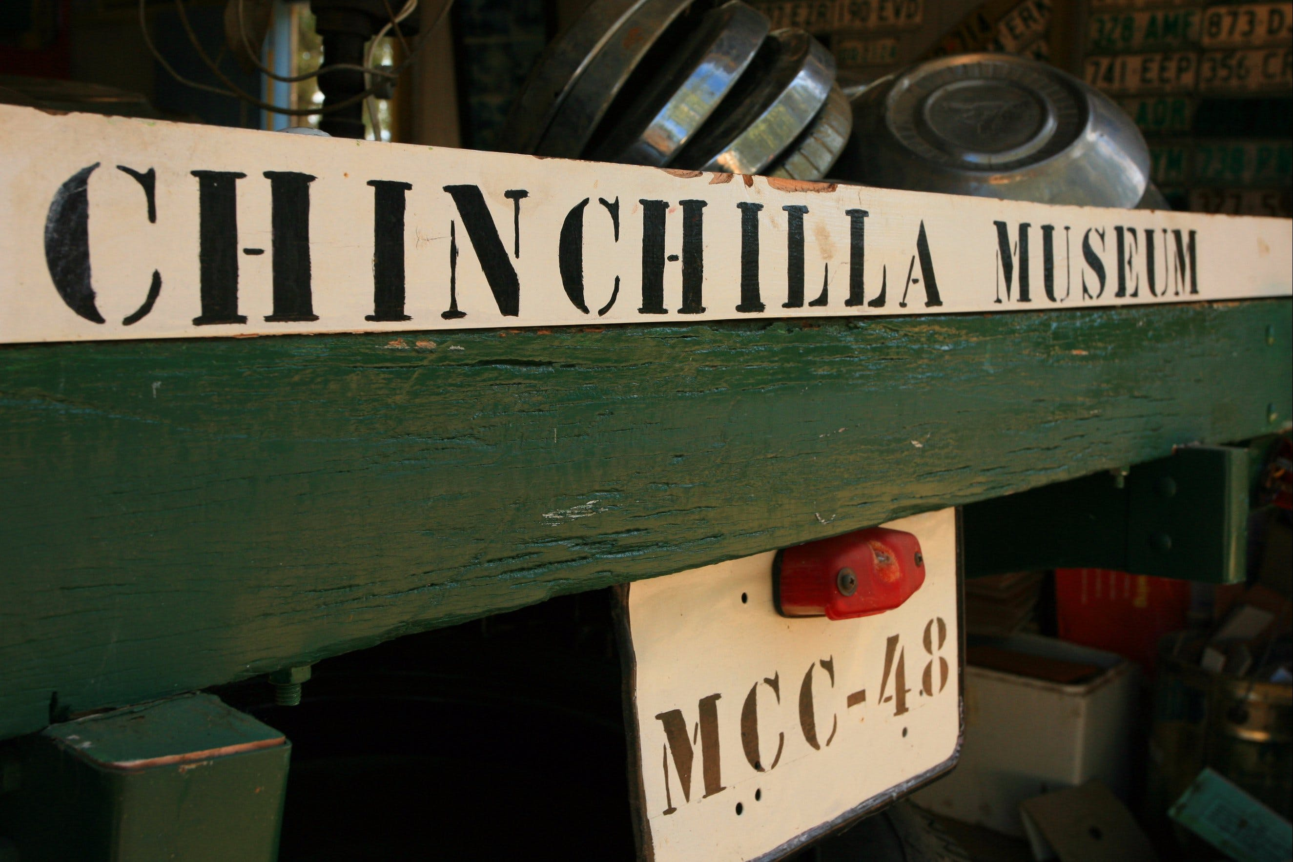 Chinchilla Historical Museum - Accommodation Australia