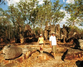 The Lost City - Litchfield National Park - Accommodation Australia