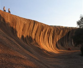 Wave Rock - Accommodation Australia