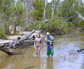 Tjuwaliyn / Douglas Hot Springs Park - Accommodation Australia