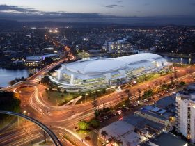 Gold Coast Convention and Exhibition Centre - Accommodation Australia