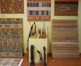 Tiwi Design Aboriginal Corporation - Accommodation Australia