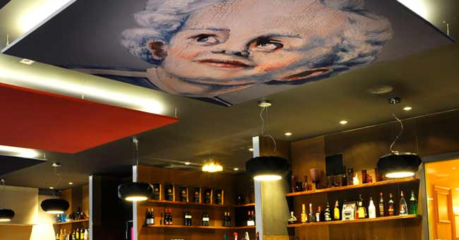 Barking Dog Wine Bar  Cafe - Accommodation Australia