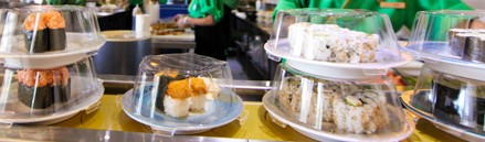 Sushi Train Indooroopilly Junction - Accommodation Australia