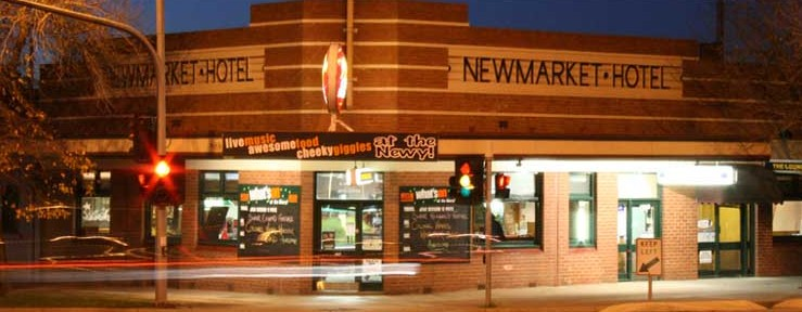 The Newmarket Hotel - Accommodation Australia