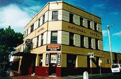 National Hotel Geelong - Accommodation Australia