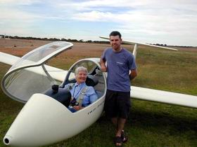 Waikerie Gliding Club - Accommodation Australia