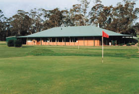 Echunga Golf Club Incorporated - Accommodation Australia