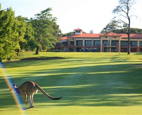 Royal Canberra Golf Club - Accommodation Australia
