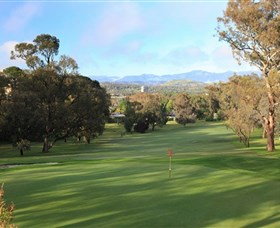Federal Golf Club - Accommodation Australia