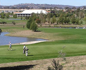 Gungahlin Lakes Golf and Community Club - Accommodation Australia