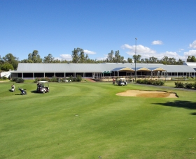 Yarrawonga Mulwala Golf Club Resort - Accommodation Australia