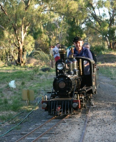 Jerilderie Steam Rail and Heritage Club Inc - Accommodation Australia