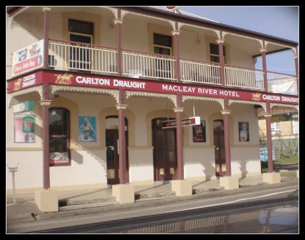 Macleay River Hotel - Accommodation Australia