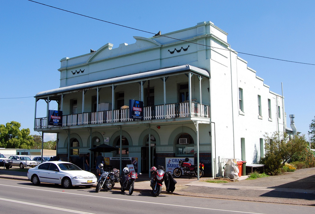 Tattersalls Hotel - Accommodation Australia