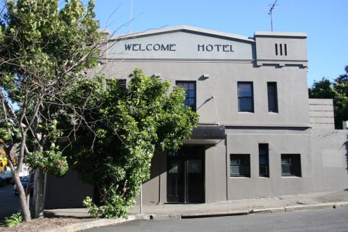 Welcome Hotel - Accommodation Australia