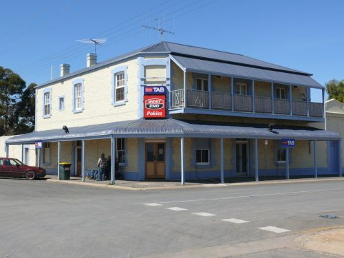 Port Wakefield Hotel - Accommodation Australia